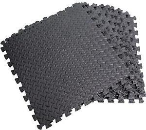 Non-Slip EVA Floor Tiles Rubber Puzzle Mat Kids Room SportS Yoga Indoor Outdoor