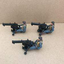 10pcs Machine gun for 21st Century The Ultimate Soldier 1:32 WWII Military Army