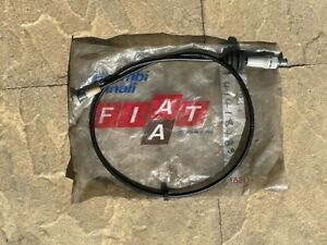 New Genuine OEM Fiat 124 Special - 125 Speedometer Cable 4141843