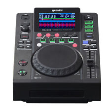 Gemini MDJ-600 - DJ Player Deck - USB Input Media Controller