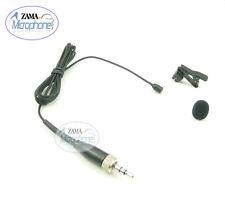 Black Lavalier Mic ZAMA LA5-CSO Lapel Mic For SONY Wireless Mics System