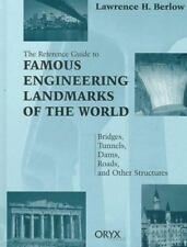 Reference Guide to Famous Engineering Landmarks of the World : Bridges-ExLibrary