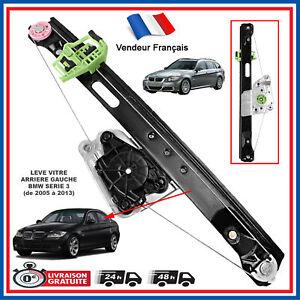 Meccanismo Alzacristalli Elettrico Posteriore Sinistro BMW Serie 3 E90 E91 =