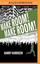 Make Room! Make Room! by Harry Harrison (2015, MP3 CD, Unabridged)