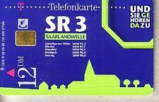 Telefonkarte Deutschland R 06 /1998 gut erhalten + unbeschädigt (intern:2106)