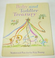 Baby And Toddler Treasury by Various (Hardback Book 2003)