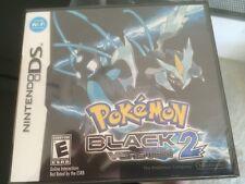 Pokemon Black 2 for Nintendo DS BRAND NEW STILL SEALED!!