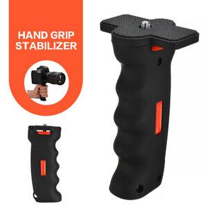 "Handheld Grip Gimbal Stabilizer with 1/4"" Mount Screw For SLR DSLR Camera UK"