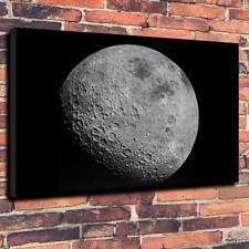 """Il lato oscuro della luna TELA STAMPATA A1.30""""x20"""" ~ Deep 30mm TELAIO V2"""