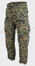 Woodland Digital US MARINES USMC ARMY MARPAT MCCUU Hose pants Large Long