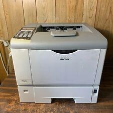 Ricoh Aficio SP 4310N Workgroup Laser Printer 37ppm - WORKS GREAT!