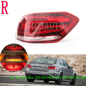For Mercedes Benz 2010-2013 W212 E Class E350 E300 E250 E63 AMG Tail Light Right