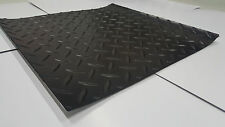 DIAMOND  Self-Adhesive Rubber Safety Mat 12 in. x 12 in.