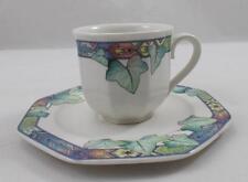 Villeroy & Boch PASADENA espresso cup and saucer UNUSED
