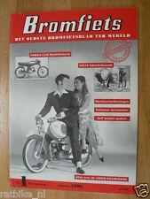 BRO9601-HONDA C320 HISTORY,SOLEX FACTORY 1963,CHARLES BURKI  UNION BOOMERANG