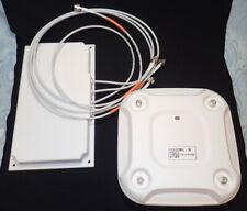 Cisco Aironet AIR-CAP3702E-A-K9 Access Point & AIR-ANT2566P4W-R Patch Antenna
