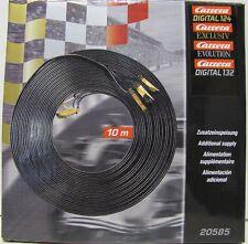 Carrera 20585 10m Zusatzeinspeisung f. Carrera Evolution/Digital 124/132 Schiene