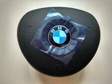 BMW OEM ORIGINAL M SPORT TECH 1/3/X E87/E90/E92/84 STEERING WHEEL AIRBAG mint!