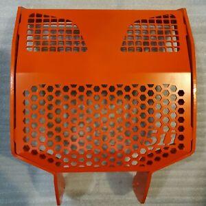 Kubota Grill Guard B Series grille Brush Guard  B2301 B2401 B2601 powder coated