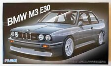 FUJIMI 1/24 BMW M3 E30 scale model kit / real sports car series RS-17