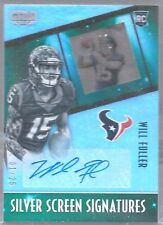 2016 Gala Silver Screen Signatures Green Will Fuller Auto Rc # 1/25 FIRST PRINT