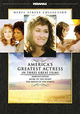 Meryl Streep Collection DVD 3 Great Films Brand New Factory Sealed