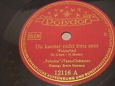 2/4 Erwin Hartung - Du kannst nicht treu sein - In München steht ein Hofbräuhaus