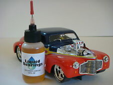 Liquid Bearings, BEST 100%-synthetic slot car oil for Parma, PLEASE READ !!!