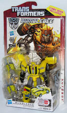 TRANSFORMERS 2013 GENERATIONS 30th  IDW Deluxe Series 1 BUMBLEBEE SEALED IN Hand