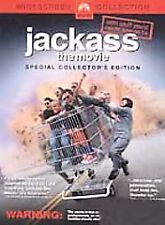 Jackass: The Movie (DVD, 2003, Full Frame Checkpoint Security Tag)