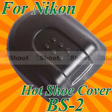 Hot Shoe Protector Cover/Cap BS-2 for Nikon/Canon/Pentax Digital/Film SLR Camera