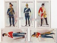 History Of British 6th Dragoon Guards Uniforms Weapons Army FIVE 1914 Ad Cards