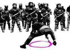 Banksy Riot Police Drawing Anarchy Circle.jpg