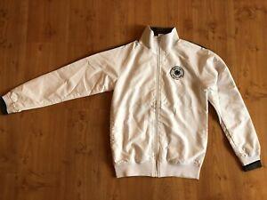 DFB Trainingsjacke Jacke - gr. XS weiß - Jacke