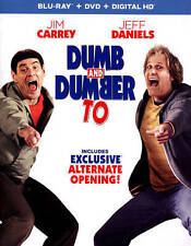 Dumb and Dumber To BLU-RAY Bobby Farrelly(DIR)