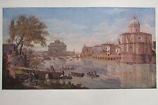 Gaspare van Wittel: Tribuna di S. Giovanni dei Fiorentini Rom - Vedute art print