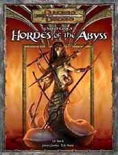 D and D Supplement: Fiendish Codex I : Hordes of the Abyss by Ed Stark, Erik Mo…