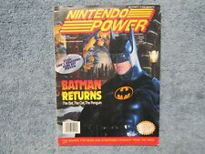 # 48 Nintendo Power Magazine NP May 1993 featuring Incredible Crash Dummies