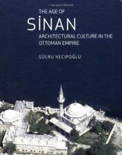 The Age of Sinan by Gülru Necipoglu, NEW Book, FREE & FAST Delivery, (Paperback)