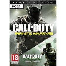 Call of Duty Infinite Warfare Legacy Edition PC DVD A2