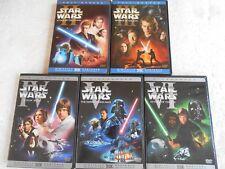 Star Wars, Episode 2, 3, 4, 5 & 6 ( 7 DVD set )