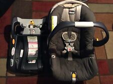 Chicco KeyFit Infant CarSeat And Base 4-22lbs Perseo color