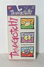 Rare Bandai White Tamagotchi 1996-1997, Version 1, Authentic! Free Ship
