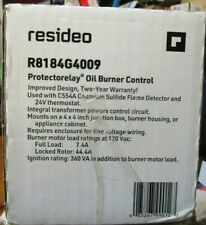 Honeywell Home-Resideo Protectorelay Oil Burner Control - 45 Second Lock Out