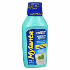 Mylanta Liquid Maximum Strength Classic 12 Oz