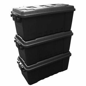 Medium Plano Pack of 3 Sportsman's Storage Trunks