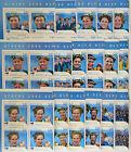 Australian Decimal Stamps:2004 Olympic Games Athens-Gold Medallists-Set 17x4 MNH