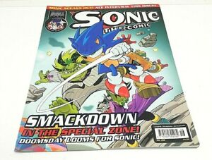 SONIC THE COMIC ISSUE no.216