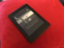Amazon Kindle Paperwhite 2GB, Wi-Fi, 6in - Black eBook Reader
