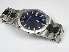 Mens Bulova Dress Watch 96B220 Sports Watch - 50m